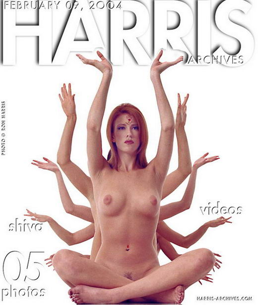 Kelly - `Shiva` - by Ron Harris for HARRIS-ARCHIVES