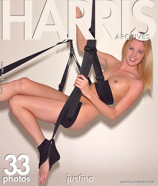 Justina - `Sex Swing ( no date on cover )` - by Ron Harris for HARRIS-ARCHIVES
