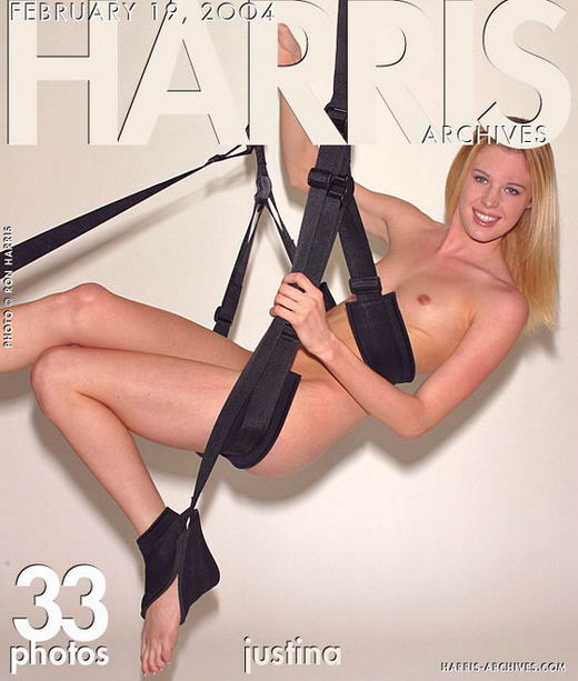 Justina - `Sex Swing ( date on cover )` - by Ron Harris for HARRIS-ARCHIVES