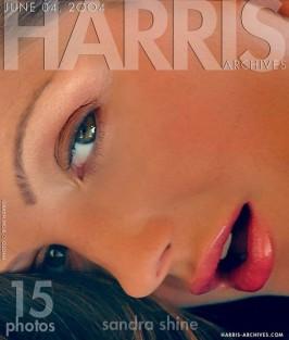 Sandra Shine  from HARRIS-ARCHIVES
