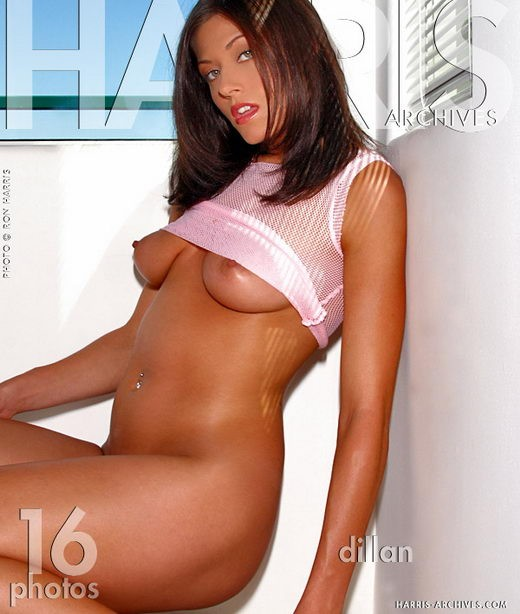Dillan - `Pink ( no date on cover )` - by Ron Harris for HARRIS-ARCHIVES