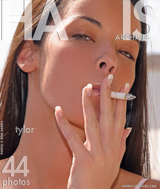 Tylar - `Smoking ( no date on cover )` - by Ron Harris for HARRIS-ARCHIVES