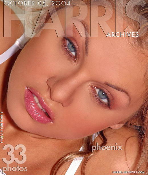 Phoenix - `Pink` - by Ron Harris for HARRIS-ARCHIVES