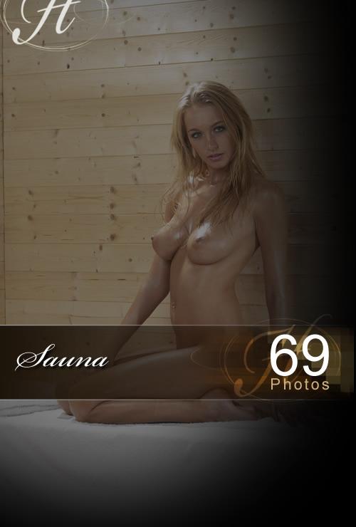 Hayley Marie - `Sauna` - for HAYLEYS SECRETS