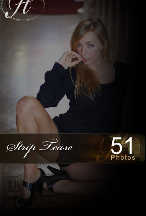 Hayley Marie - `Strip Tease` - for HAYLEYS SECRETS