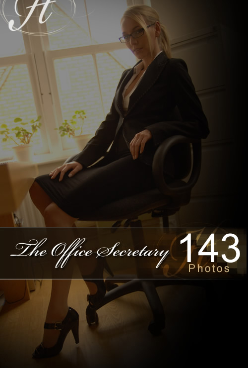 Hayley Marie - `The Office Secretary` - for HAYLEYS SECRETS
