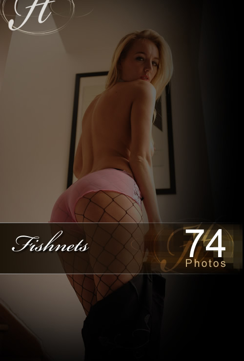 Hayley Marie - `Fishnets` - for HAYLEYS SECRETS