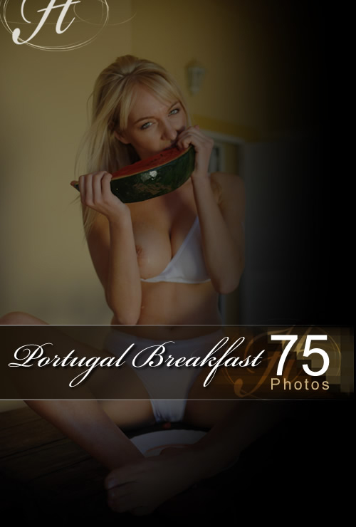 Hayley Marie - `Portugal Breakfast` - for HAYLEYS SECRETS
