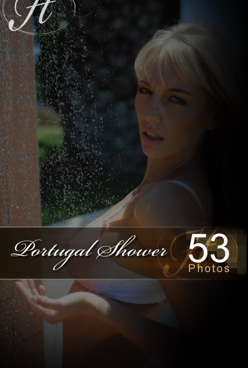 Hayley Marie - `Portugal Shower` - for HAYLEYS SECRETS