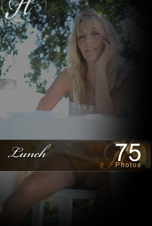 Hayley Marie - `Lunch` - for HAYLEYS SECRETS