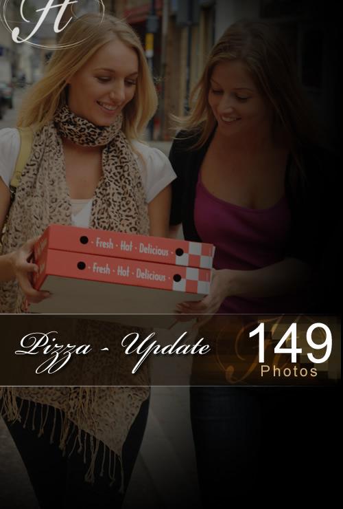 Hayley Marie & Nikki - `Pizza - Update` - for HAYLEYS SECRETS
