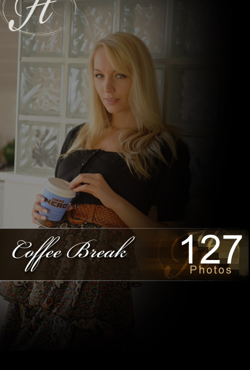 Hayley Marie - `Coffee Break` - for HAYLEYS SECRETS