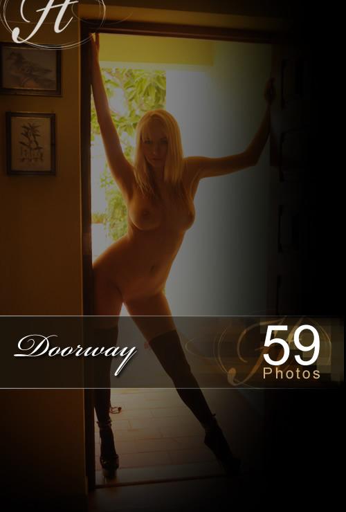 Hayley Marie - `Doorway` - for HAYLEYS SECRETS