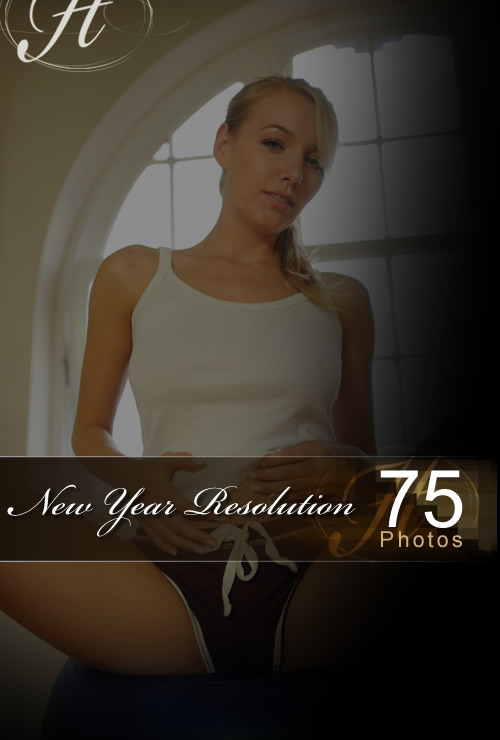 Hayley Marie - `New Year Resolution` - for HAYLEYS SECRETS