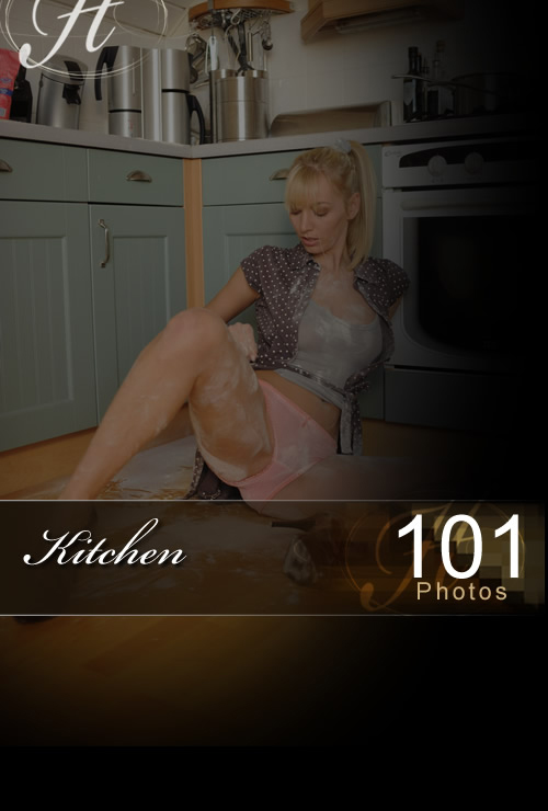 Hayley Marie - `Kitchen` - for HAYLEYS SECRETS