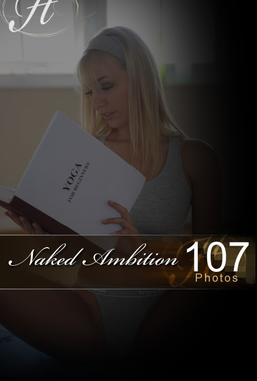 Hayley Marie - `Naked Ambition` - for HAYLEYS SECRETS