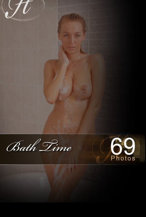 Hayley Marie - `Bath Time` - for HAYLEYS SECRETS