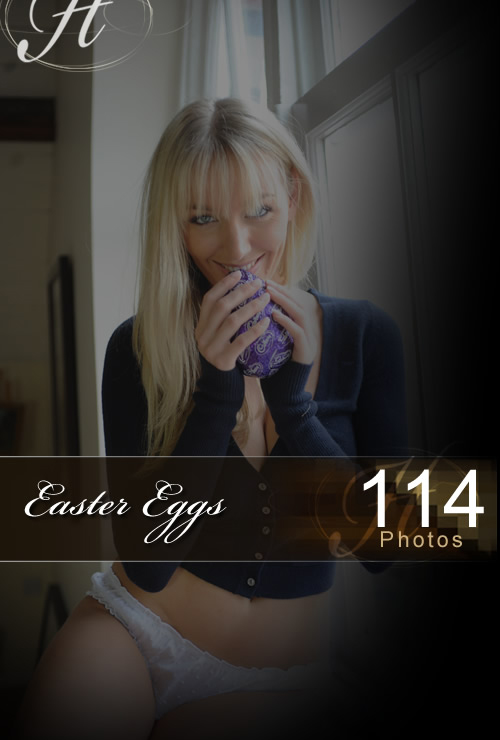 Hayley Marie - `Easter Eggs` - for HAYLEYS SECRETS