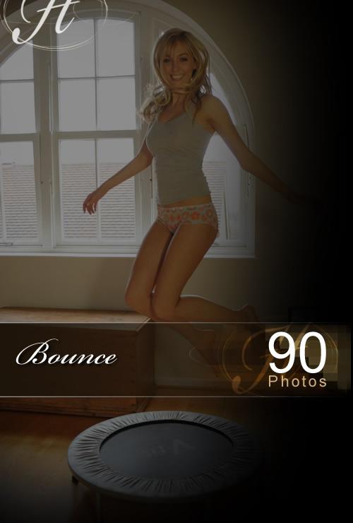 Hayley Marie - `Bounce` - for HAYLEYS SECRETS