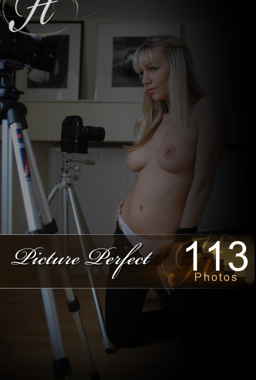 Hayley Marie - `Picture Perfect` - for HAYLEYS SECRETS