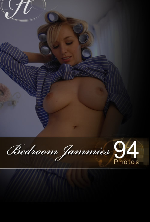 Hayley Marie - `Bedroom Jammies` - for HAYLEYS SECRETS
