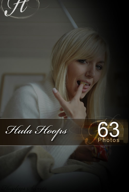 Hayley Marie - `Hula Hoops` - for HAYLEYS SECRETS