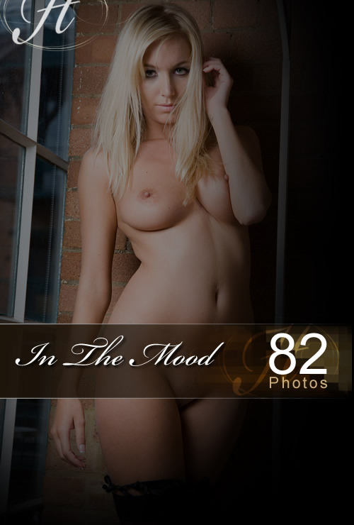 Hayley Marie - `In The Mood` - for HAYLEYS SECRETS