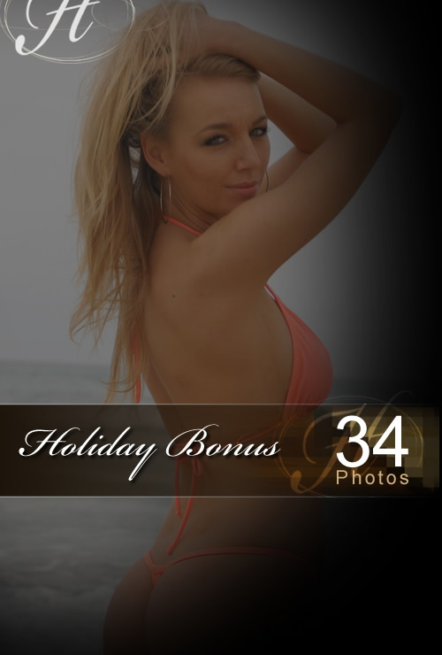 Hayley Marie - `Holiday Bonus` - for HAYLEYS SECRETS