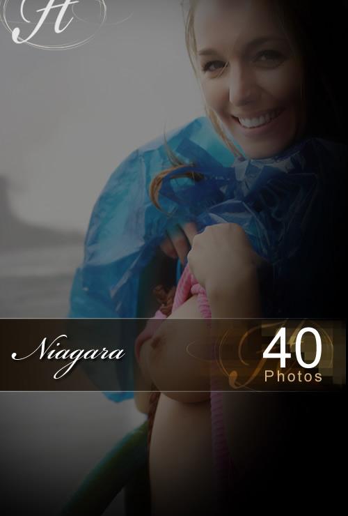 Hayley Marie - `Niagara` - for HAYLEYS SECRETS