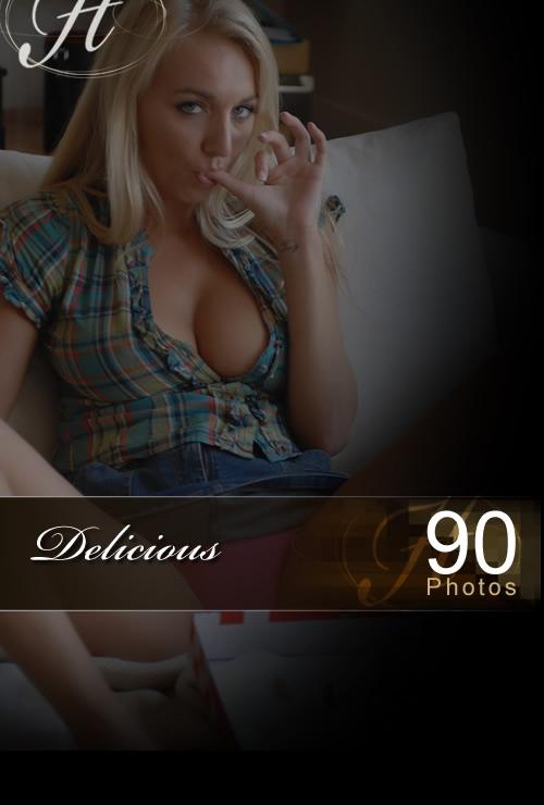 Hayley Marie - `Delicious` - for HAYLEYS SECRETS
