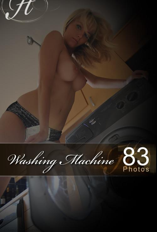 Hayley Marie - `Washing Machine` - for HAYLEYS SECRETS