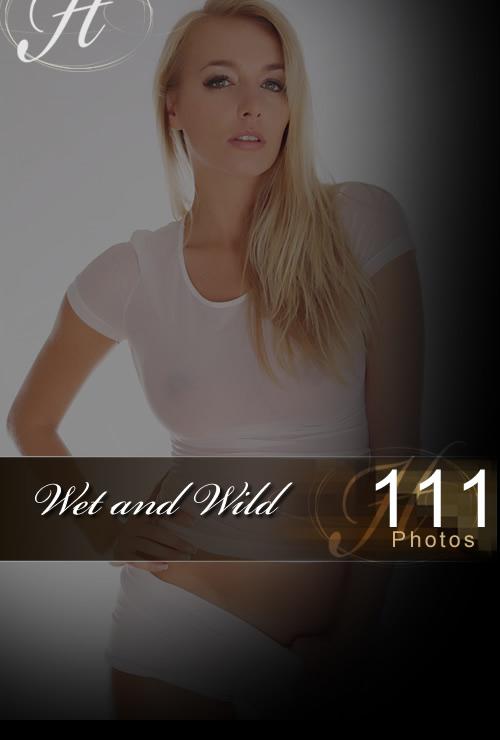 Hayley Marie - `Wet and Wild` - for HAYLEYS SECRETS