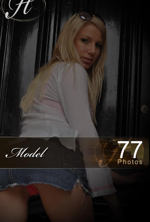 Danielle - `Model` - for HAYLEYS SECRETS