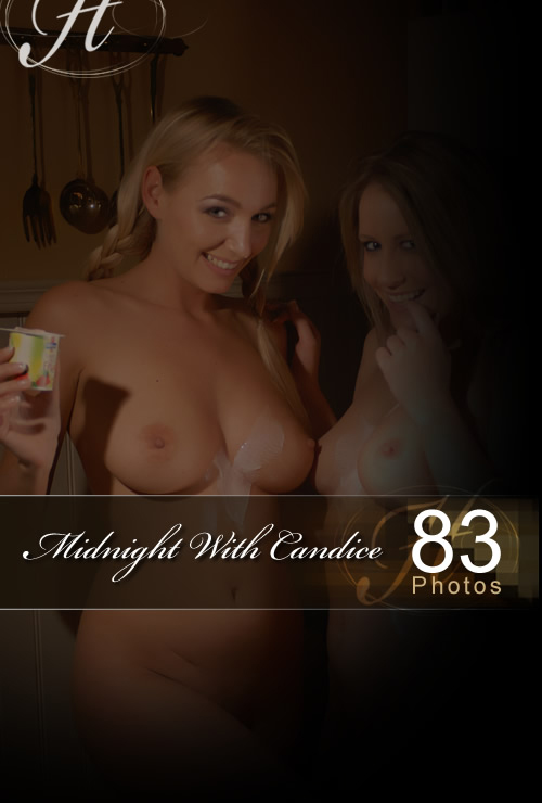 Hayley Marie & Candice - `Midnight With Candice` - for HAYLEYS SECRETS