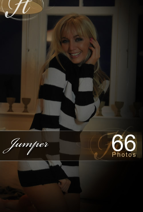Hayley Marie - `Jumper` - for HAYLEYS SECRETS