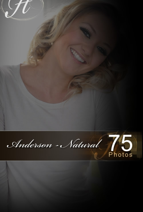 Anderson - `Natural` - for HAYLEYS SECRETS