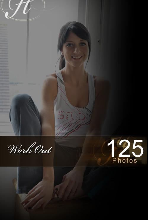 Natalie - `Work Out` - for HAYLEYS SECRETS