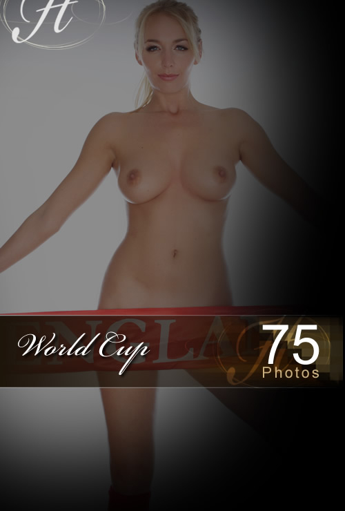 Hayley Marie - `World Cup` - for HAYLEYS SECRETS