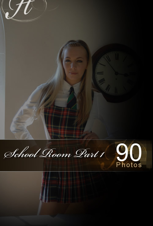 Hayley Marie - `School Room Part 1` - for HAYLEYS SECRETS