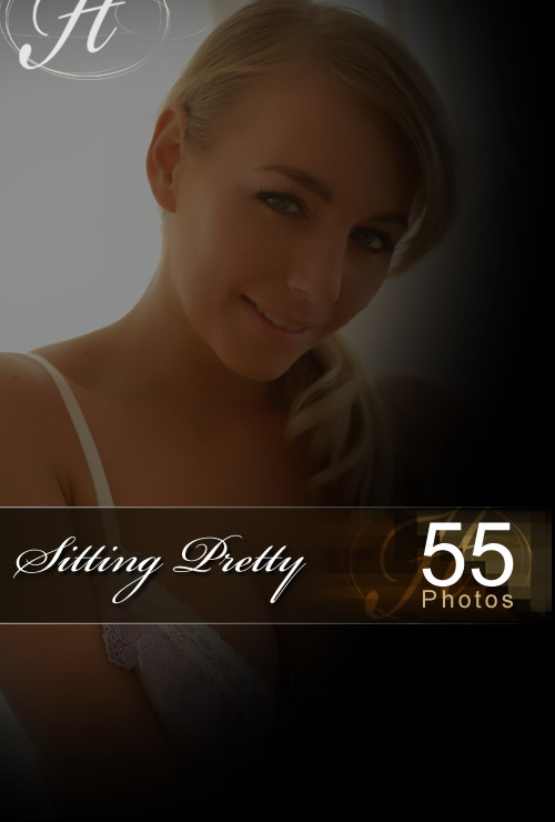 Hayley Marie - `Sitting Pretty` - for HAYLEYS SECRETS