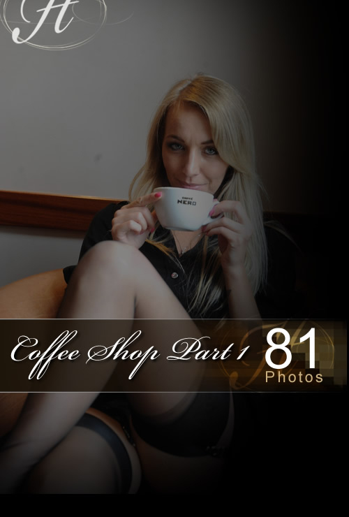 Hayley Marie - `Coffee Shop Part 1` - for HAYLEYS SECRETS