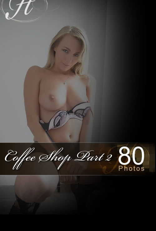 Hayley Marie - `Coffee Shop Part 2` - for HAYLEYS SECRETS