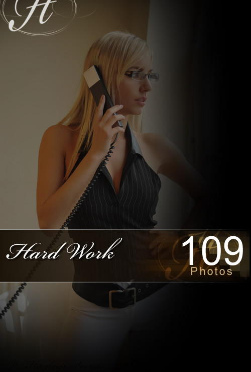 Hayley Marie - `Hard Work` - for HAYLEYS SECRETS