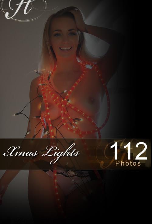 Hayley Marie - `Xmas Lights` - for HAYLEYS SECRETS