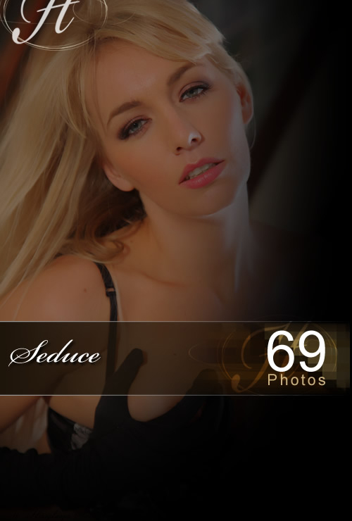 Hayley Marie - `Seduce` - for HAYLEYS SECRETS