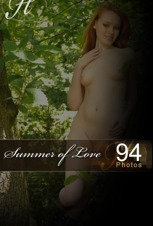 Charlie - `Summer of Love` - for HAYLEYS SECRETS