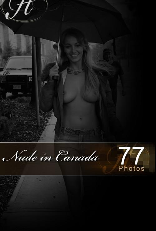 Hayley Marie - `Nude In Canada` - for HAYLEYS SECRETS