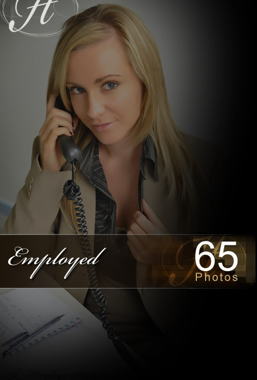 Jenna - `Employed` - for HAYLEYS SECRETS