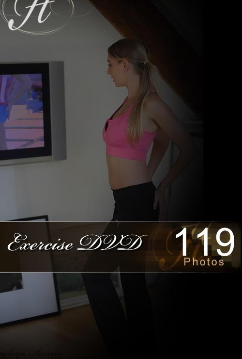 Hayley Marie - `Excercise DVD` - for HAYLEYS SECRETS