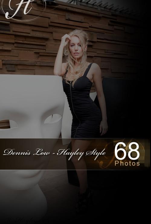 Hayley Marie - `Dennis Low - Hayley Style` - for HAYLEYS SECRETS